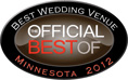 Official Best of Wedding Venue in MN 2012