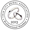 Twin City Bridal Association Member 2013
